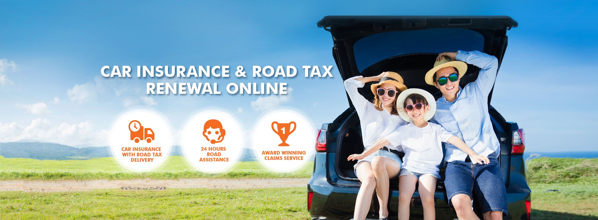 AIG Car Insurance and Road Tax Renewal Online | AIG Malaysia