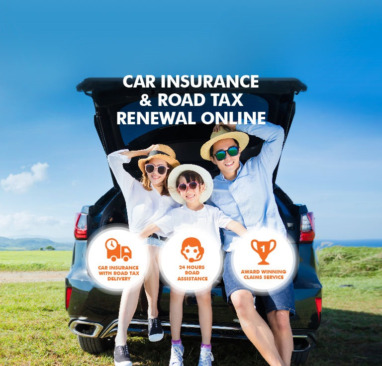 Car Insurance Road Tax Renewal Online Aig Malaysia