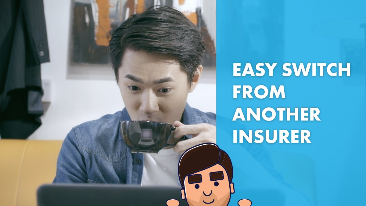 Easy Switch From Another Insurer