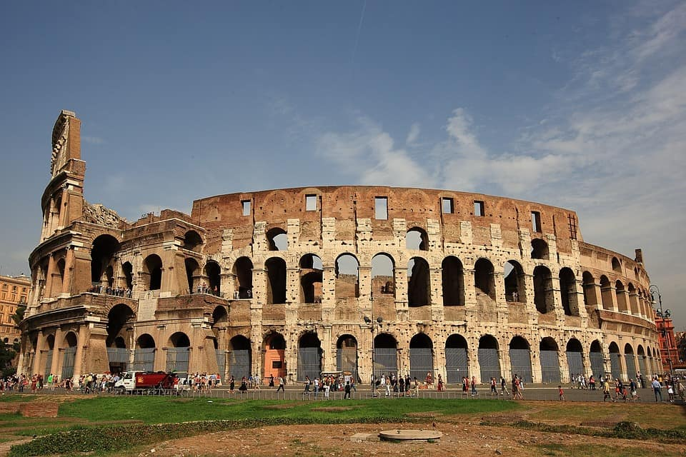 Europe Colosseum